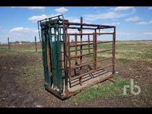 TRIMMING Chute Livestock Equipm