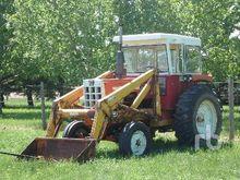 COCKSHUTT 1650 2WD Tractor