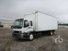 2008 GMC T7500 COE Van Truck