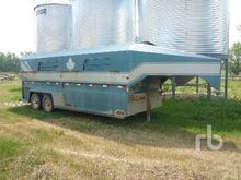 1993 NORBERTS 20 Ft x 7 Ft T/A