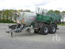 2008 STAPEL 19000 T/A Liquid Ma