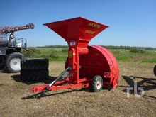 2014 AKRON E9300D 9 Ft Grain Ba