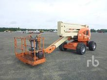 2007 JLG 450A 4x4 Articulated B