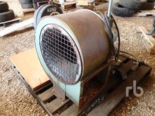 BOSS 5 HP Aeration Fan