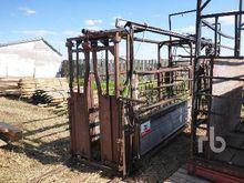 Custombuilt Cattle Chute Equipm
