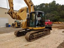 Used 2011 CAT 314DLC