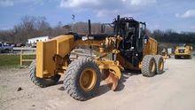Used 2014 CAT 140M2