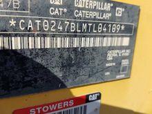 2007 CAT 247B