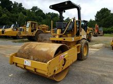 Used 2010 CAT CS433E
