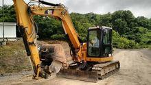 Used 2011 CAT 308DCR