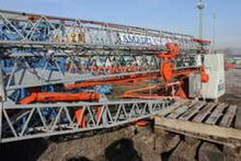 2002 Dalbe HR121 Self-Erecting