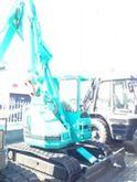 Kobelco SK 50 UR Mini digger