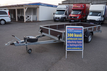 2013 Sokol flatbed trailer