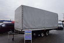 2003 Paragan Cargo trailer plac
