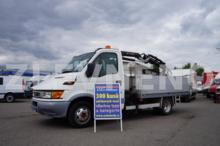 2002 Iveco 40C11 Dump truck wit