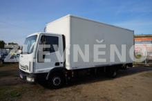 Iveco ML80E17 wardrobe 6.1 m hy