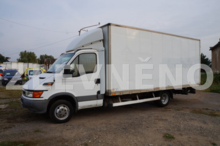 2000 Iveco Daily 50C15 Cabinet