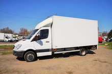 Mercedes Benz Sprinter 511cdi w