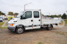 Iveco Daily 35C12 flatbed 7 sea