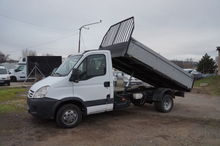 2009 Iveco Daily 35C18 tipper p