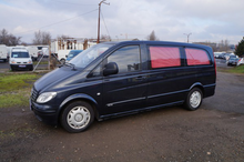 2008 Mercedes Vito 115 CDI hear
