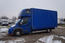 Peugeot Boxer 3.0HDI flatbed 8