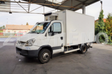 2009 Iveco Daily 60C14 CNG cabi