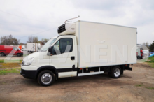 2011 Iveco Daily 35C13 cabinet