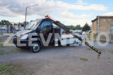 2009 Iveco Daily 40C18 flatbed