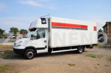 2008 Iveco Daily 65C18 cabinet