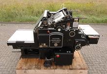 1962 Heidelberg S Cilinderpress