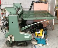 1970 Kolbus KS Cloth cutter / s