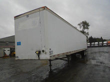 2000 Utility Van