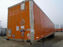 Used 2003 Wabash Van