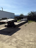 1996 Fontaine Flatbed