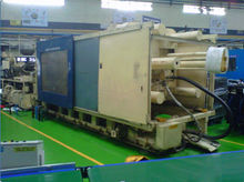 UBE 850 ton injection Molding M