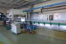 Filling Line for Mineral Water