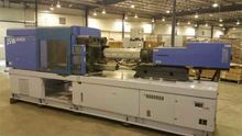 JSW 242 ton Injection Moulding
