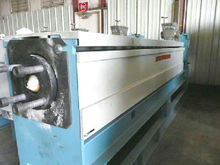 1999 90 mm Barmag Extruders 500