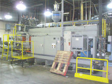 1997 Uniloy 4 Head Blow Molder