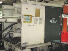UBE 650 ton Injection Moulder