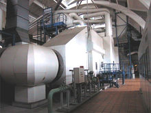 13.4MW Combined Cycle Cogenerat