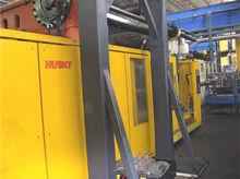 1998 Husky 2200 ton Injection M