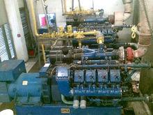 2000 KW 400 Volts Cogeneration