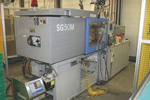 1997 Sumitomo 55 ton Injection