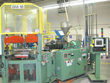 Uniloy Injection Blow Moulder