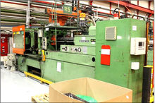 350 tons Injection Molding Mach
