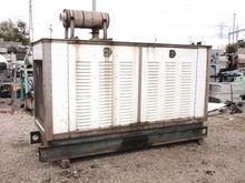 85 KW Detroit Diesel Generator