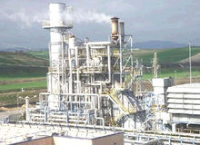50 MW Combined Cycle Cogenerati