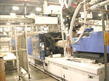 2000 JSW 500 ton Hydraulic Inje